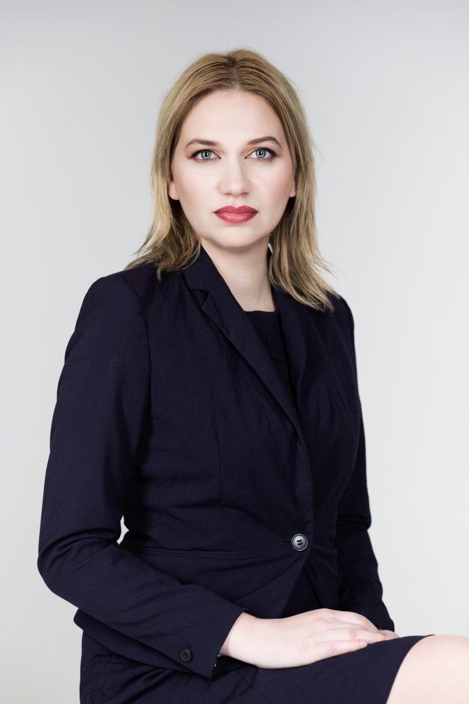Silvia Busacca - Ambasciatrice per United Nation Models