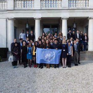 Silvia Busacca - Per la terza volta diplomatica per Italia