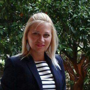 Silvia Busacca delegata per la Francia