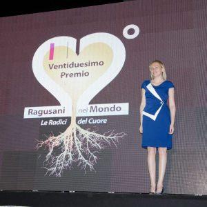 Silvia Busacca - Premio Ragusani nel mondo 2016