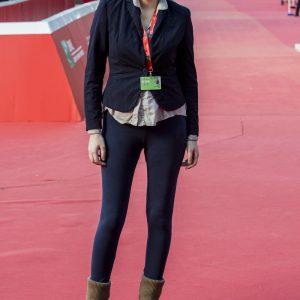 Silvia Busacca - Cinema Fest Roma - ottobre 2016